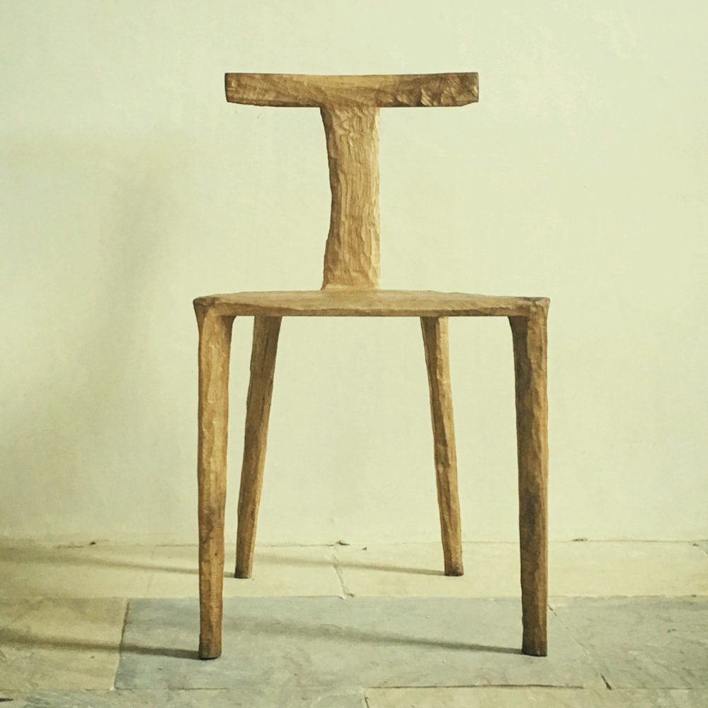 Whittle Chair by Knowles & Christou for AUTHOR's collection of British-made luxury furniture