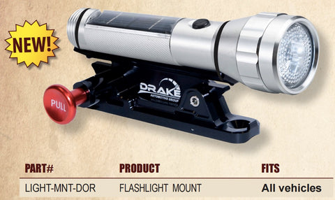 FLASHLIGHT MOUNT BILLET