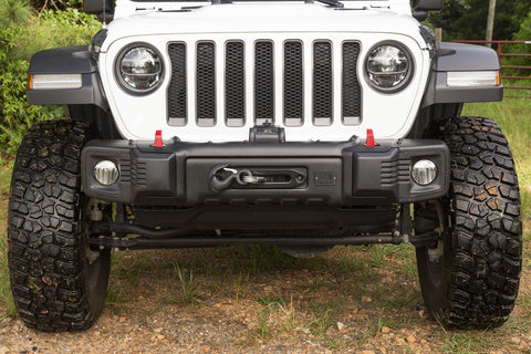RUGGED RIDGE SPARTACUS FRONT RECOVERY BUMPER JL/GLADIATOR (11544.24)
