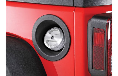 JEEP TJ/JK BILLET FUEL CAP