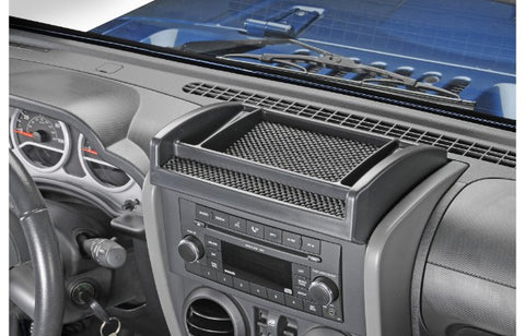 JEEP JK DASH CONSOLE TRAY