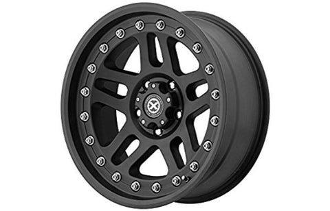 17x9 ATX Series AX195 Black 5x127 ET-12