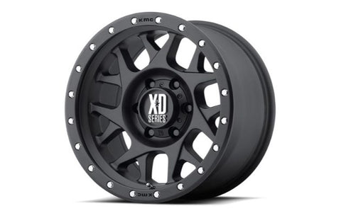 18x9 XD Series Bully 5x127 ET-12