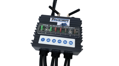 Trigger Wireless Control System (6 Shooter)