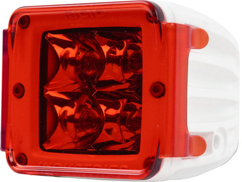 COVER D-SERIES RED