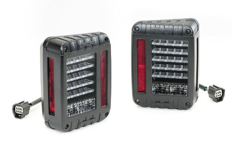 JEEP JK J279 Tail Lights (Pair)