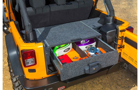 ARB Roller Drawer System Kit, JK with Subwoofer