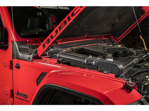 Rugged Ridge AmFib Low/High Mount Snorkel System (18-20 Jeep Wrangler JL)
