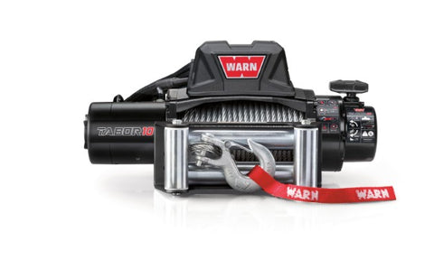 Warn Tabor 10k Electric winch with steel wire