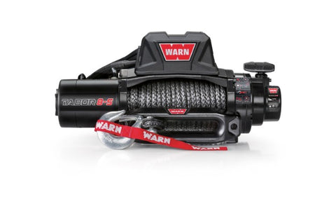 Warn Tabor 8k-s Electric winch with synthetic rope
