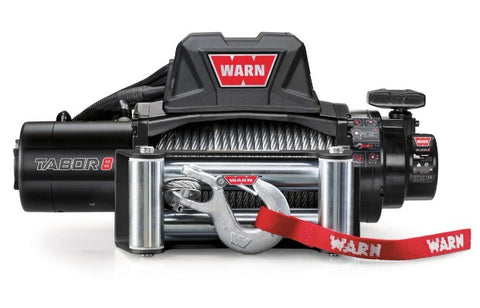 Warn Tabor 8k Electric winch with steel wire