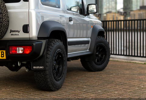 Suzuki Jimny LED Headlight, Wheels and Tyre Package (2018+)