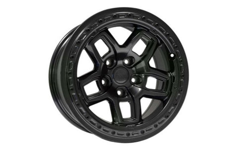 AEV Borah — Galaxy Black 17X8.5