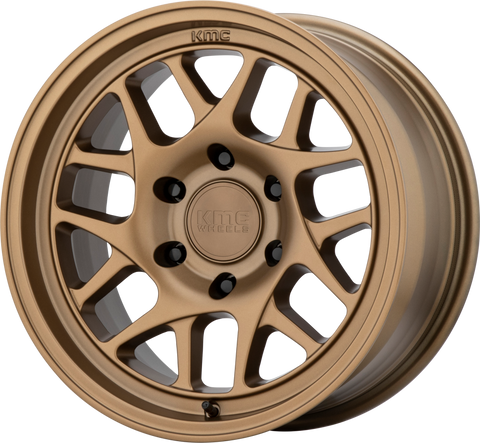 Suzuki Jimny 2019+ 16x7 ET 10 KMC BULLY Alloy wheels (BRONZE)