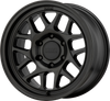 Suzuki Jimny 2019+ 16x7 ET 10 KMC BULLY Alloy wheels (BLACK)