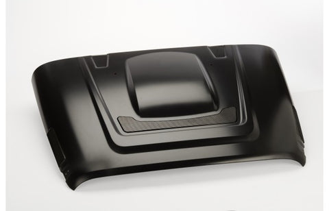 JK Heat Reduction Hood (with black mesh)