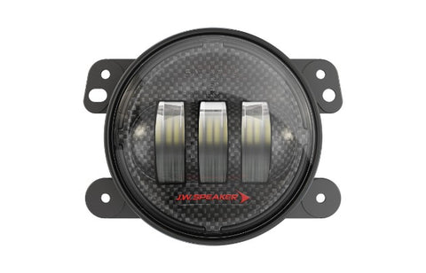 6145 J2 Series Fog Lights Carbon Fibre Bezel (Pair)