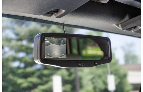 AEV Rear Vision System w/ Mirror Display '13+ with map light