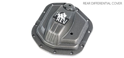 AEV JL/GLADIATOR DIFFERENTIAL COVERS