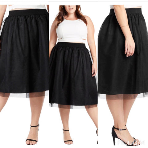 OH-SO-FEMININE SKIRT