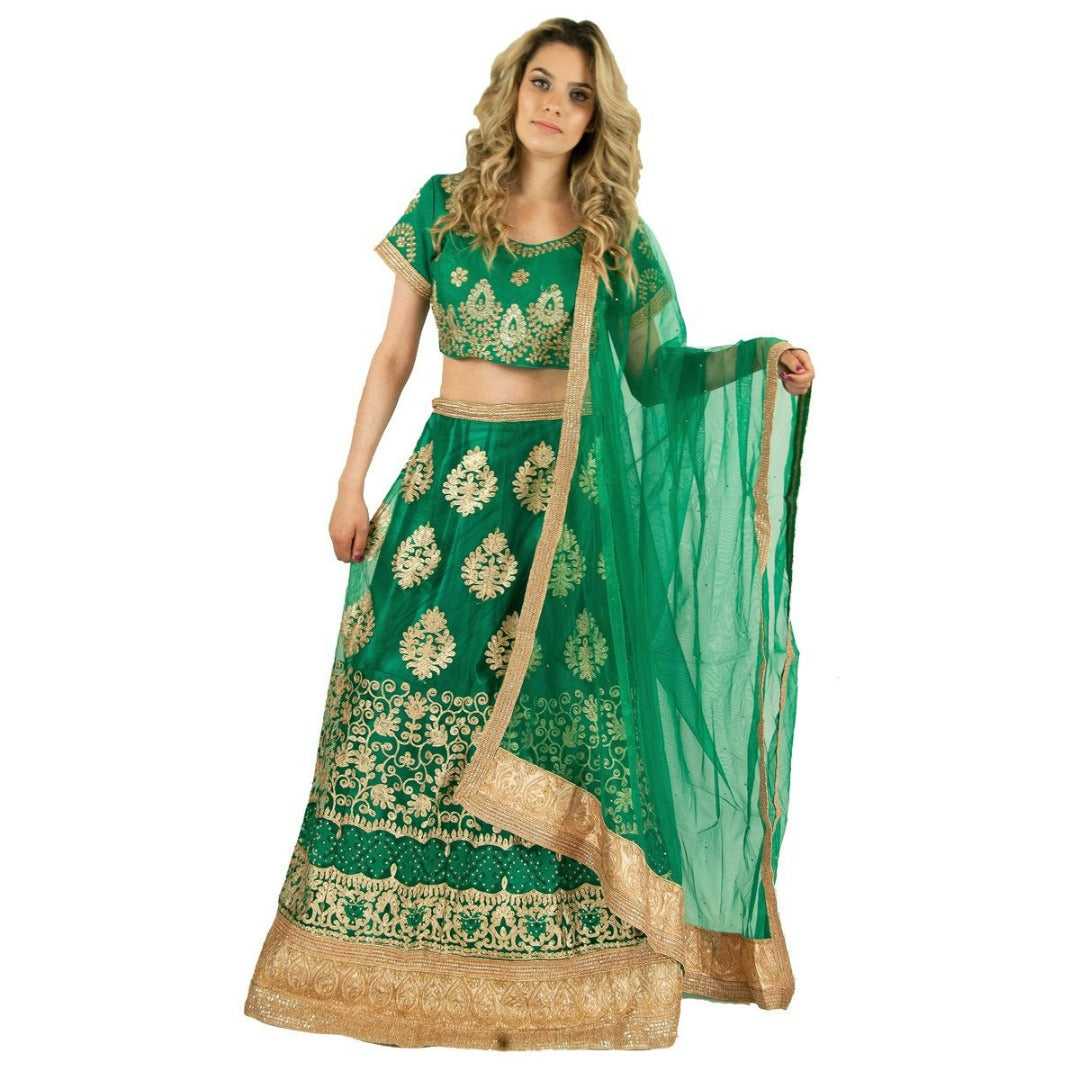 Fashionable Party Lehenga - Chiro's By Jigyasa