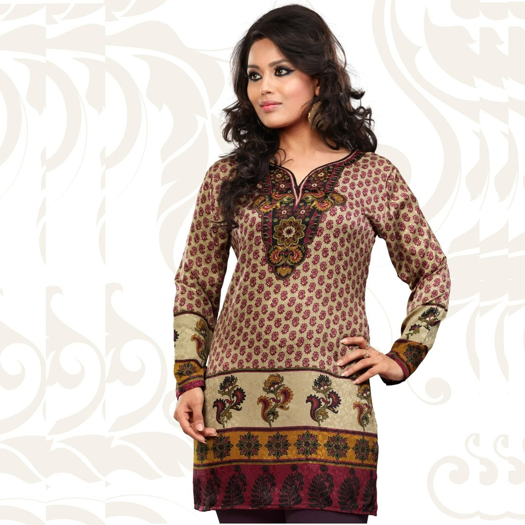 Indian tunic for women - Chiro's By Jigyasa