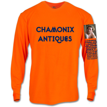 Chamonix Antiques Long Sleeve T-Shirt