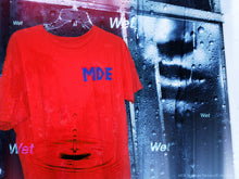 Plain MDE Red T-Shirt