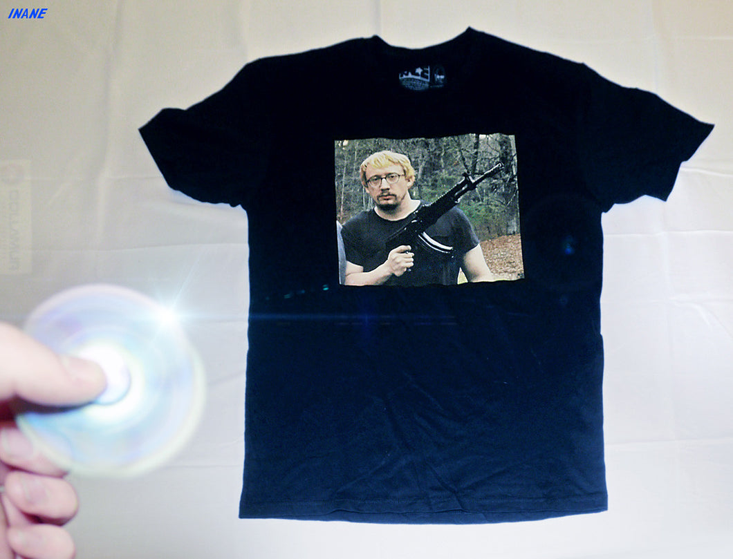 Sam Hyde Shooter T-Shirt