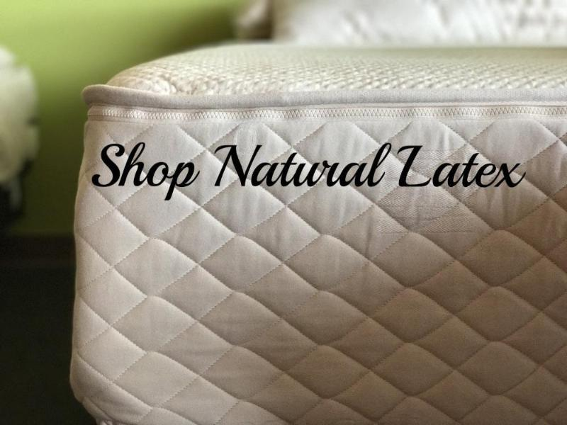 Get your new Natural Latex mattress today!