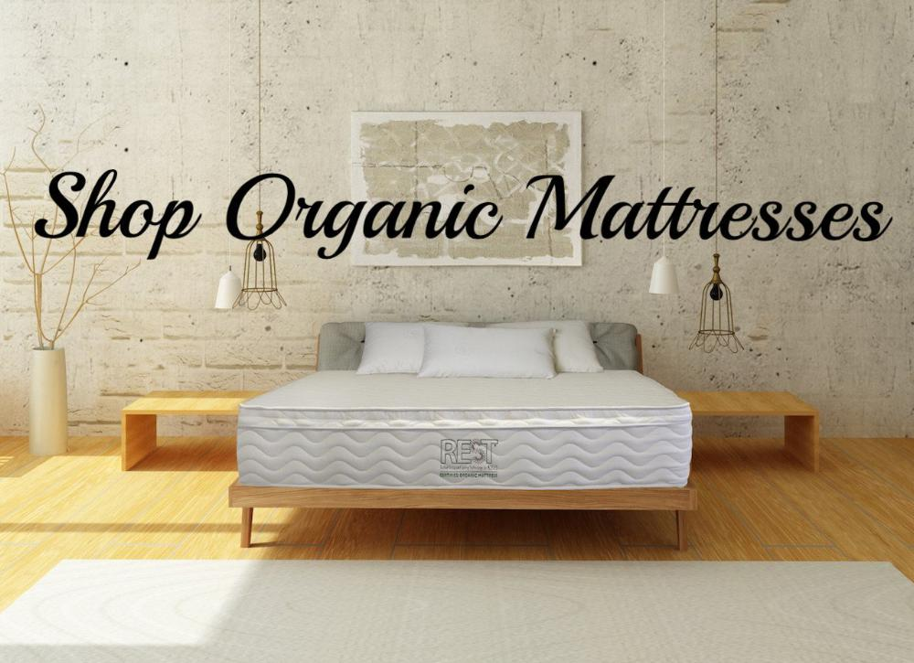 shop our selection of organic latex mattresses