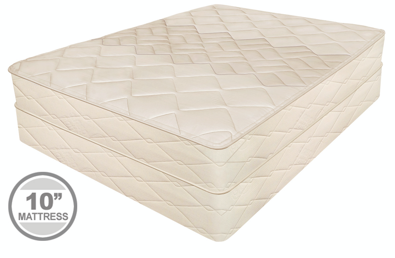 10inch White Night Natural Latex Mattress