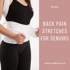 Back Pain Stretches for seniors
