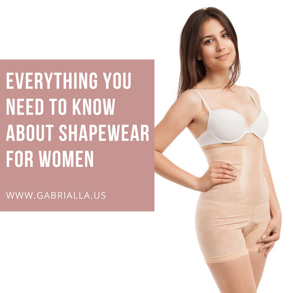 Everything About Shapewear For Women– Gabrialla