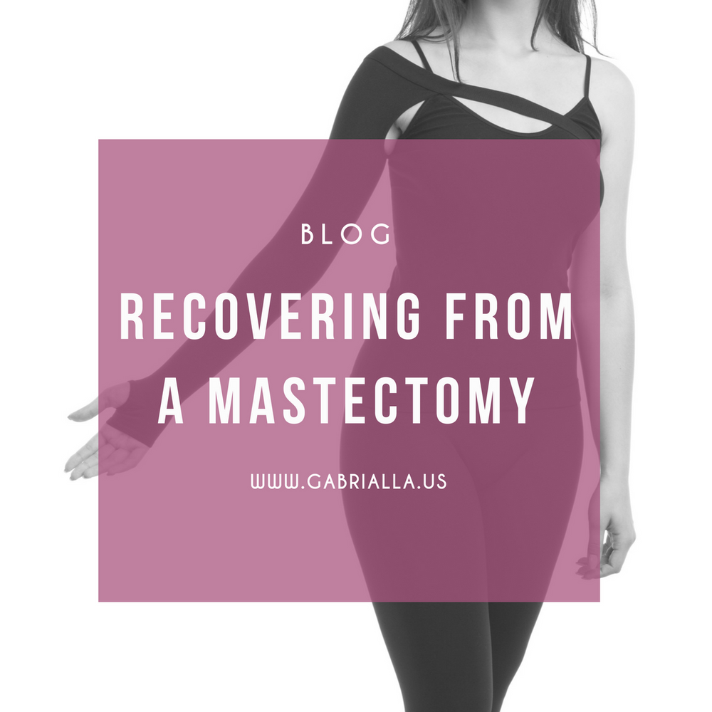 Recovering From a Mastectomy