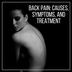 Back Pain: Causes & Treatment
