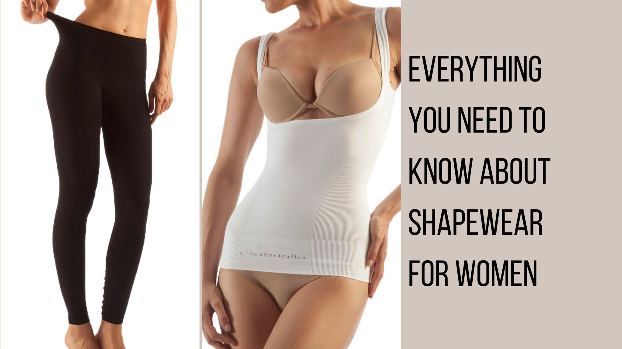 Gabrialla Shapewear for Women