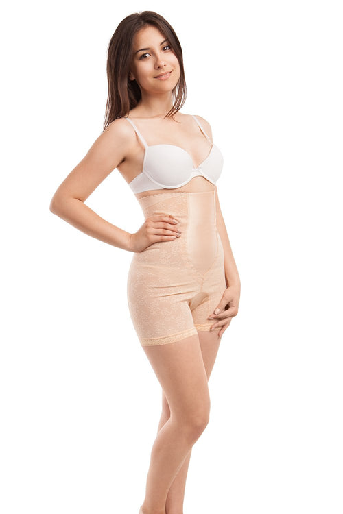 Abdominal and Back Support Body Shaping Girdle (ASG-973) - Gabrialla