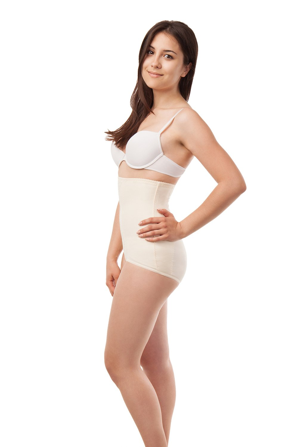 High Waist Abdominal Support Girdle - Gabrialla