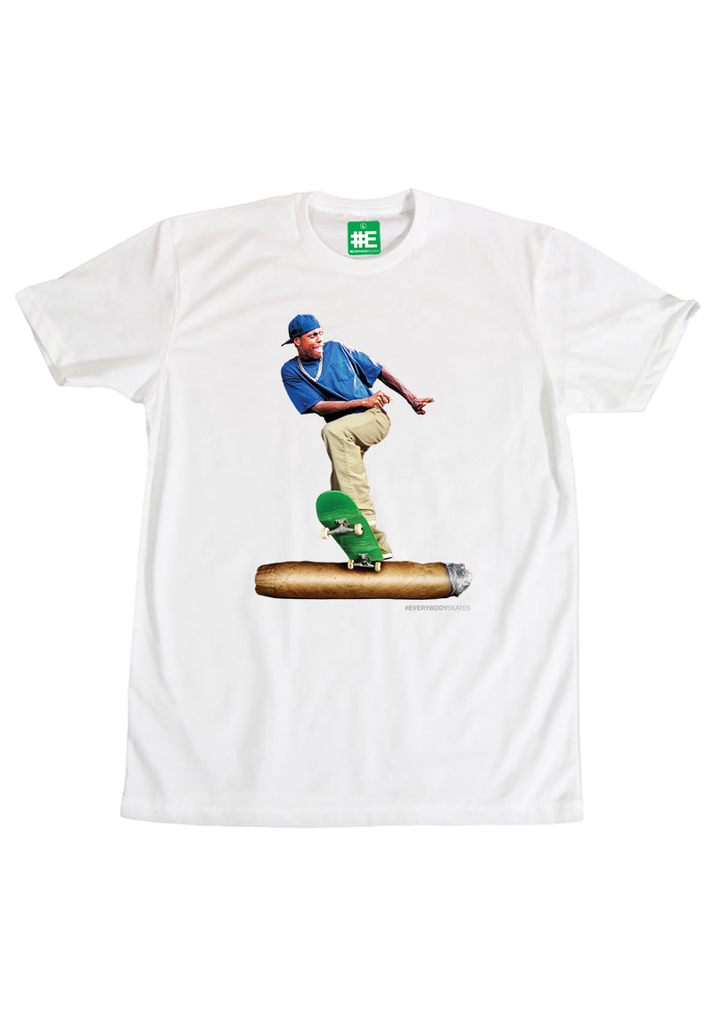 """Bluntslide"" Graphic T-shirt"