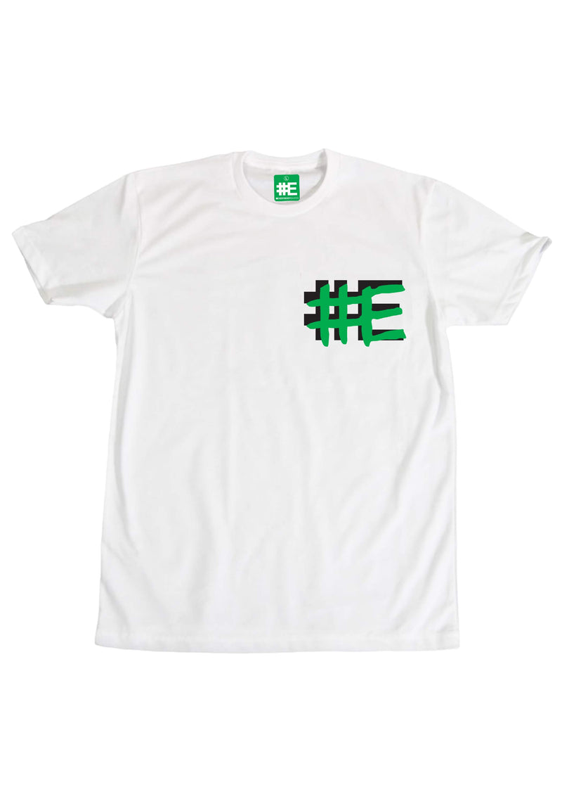 """E-Street"" Graphic T-shirt"
