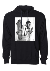 """Means"" Graphic Hoodie"