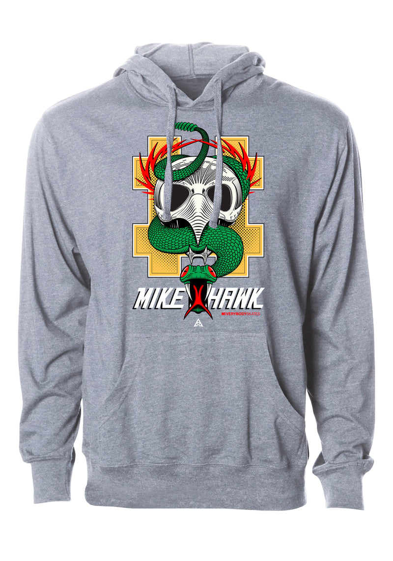"""Mike Hawk"" Graphic Hoodie"