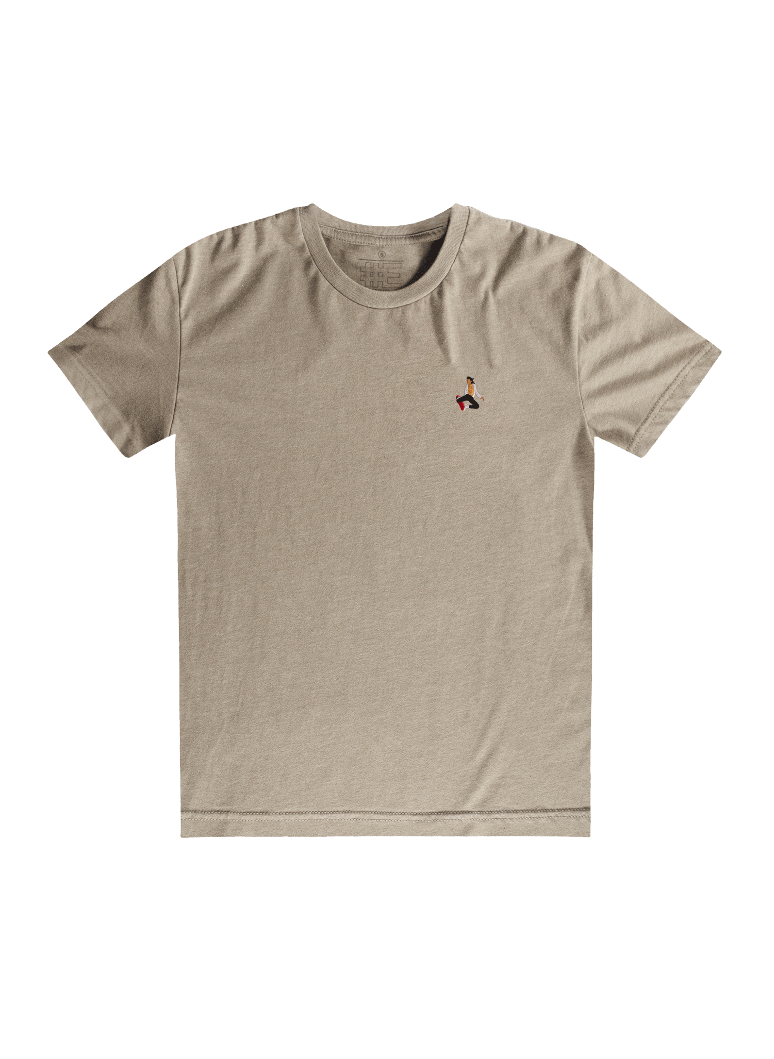 Method Embroidered Tee