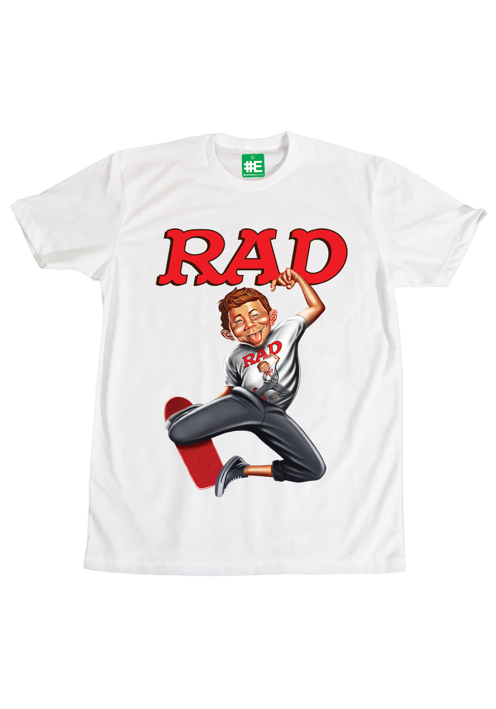 """Rad"" Graphic T-shirt"