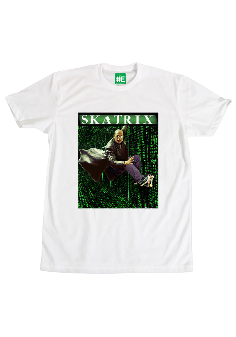 """Skatrix"" Graphic T-shirt"