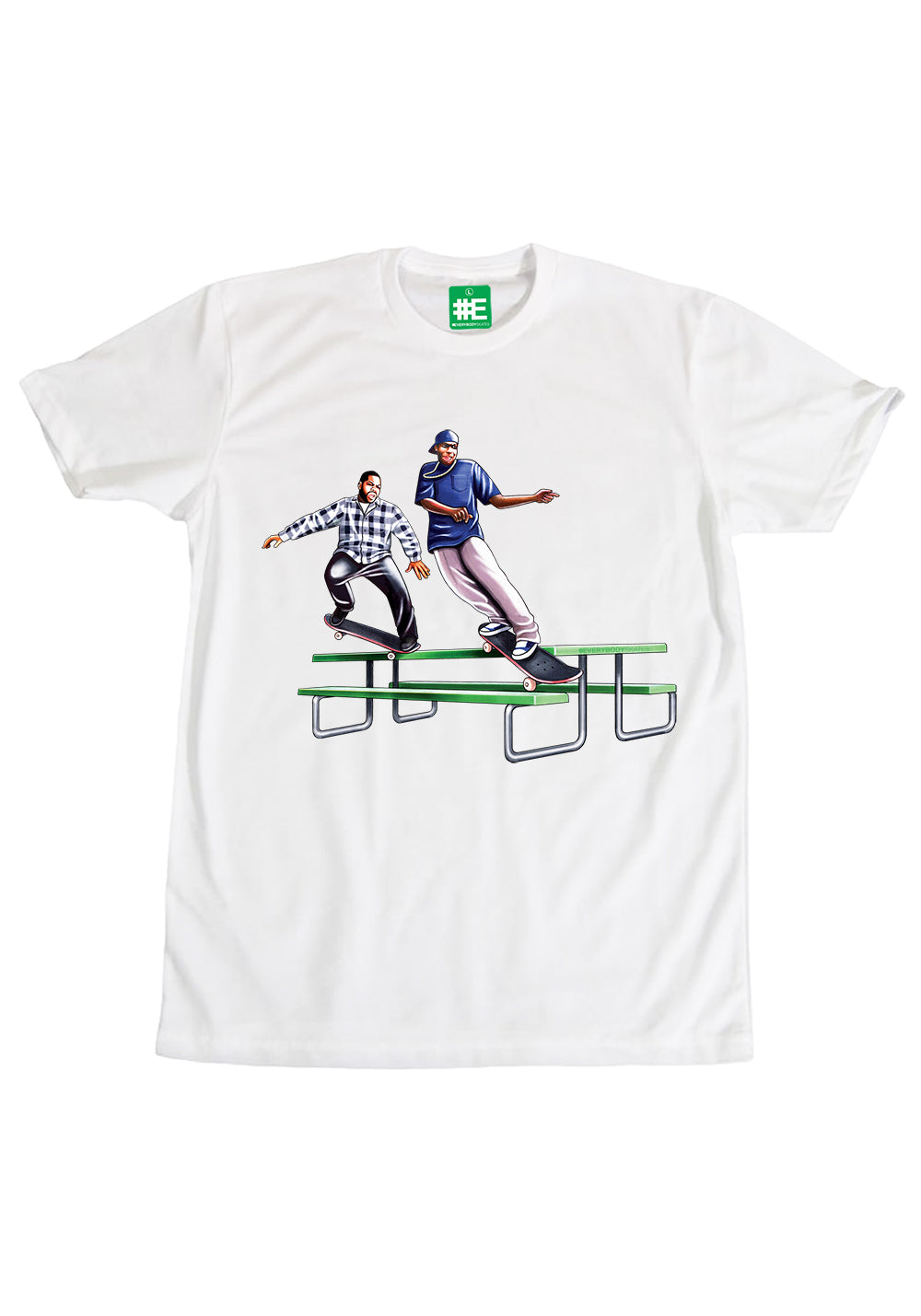 """Table Manners"" Graphic T-shirt"