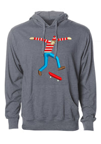 """Wally"" Graphic Hoodie"