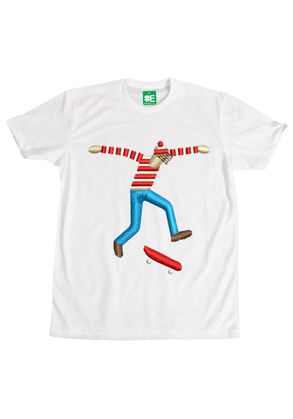 """Wally"" Graphic T-shirt"
