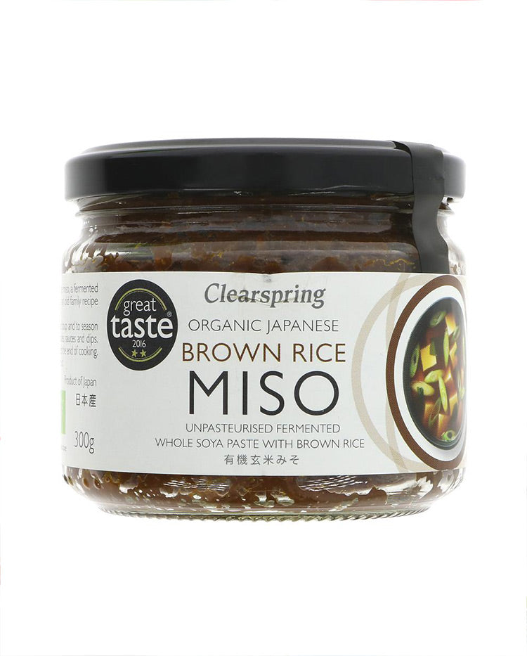 Organic Brown Rice Miso - 300g